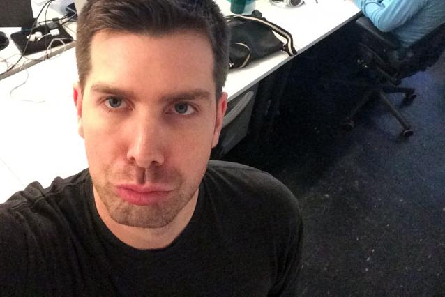 Duckface Selfie!