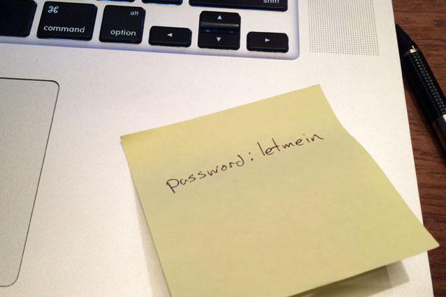 password: letmein